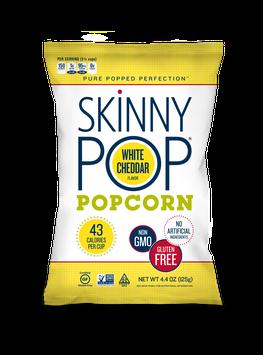 SkinnyPop® Ultra Lite White Cheddar Popcorn