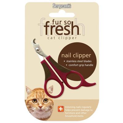 Sergeant's Deluxe Cat Toenail Clipper