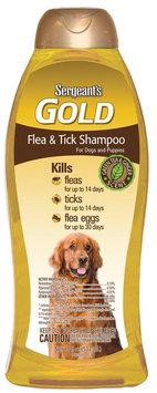 Sergeant S Pet Products P Sergeant's Gold Flea and Tick Dog Shampoo - 18 oz