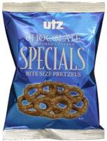 Utz Chocolate Flavored Covered Bite Size Pretzels