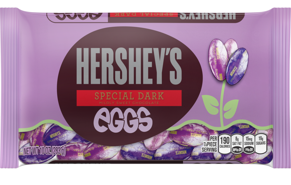Hershey's Special Dark Mildly Sweet Chocolate Eggs