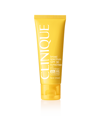 Clinique Broad Spectrum SPF 30 Sunscreen Oil-Free Face Cream