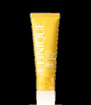 Clinique Broad Spectrum SPF 30 Sunscreen Oil-Free Face Cream