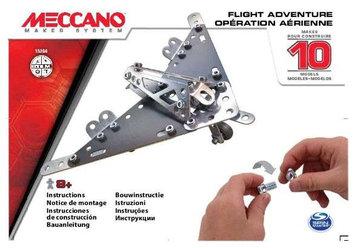 Spin Master Inc. Meccano Multimodels 10 Model Set