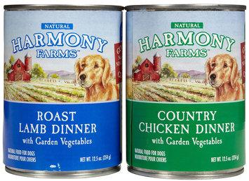 Harmony Farms Dog Variety Pack - 24 x 12.5 oz