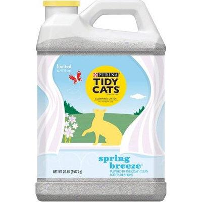 Tidy Cats Clumping Spring Breeze Cat Litter