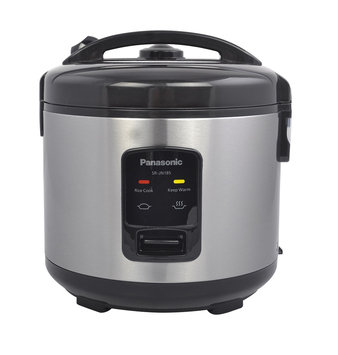 Panasonic Rice Cooker -SR-ZG185 - 10-cup, Microcomputer Controlled Fuzzy Logic