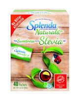 SPLENDA® Naturals Stevia Sweetener
