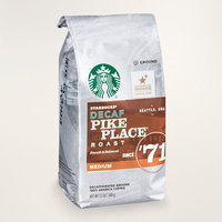 STARBUCKS® Decaf Pike Place® Roast Smooth & Balanced Ground