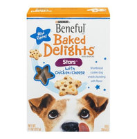 Beneful Baked Delights Stars With Real Chicken And Cheese