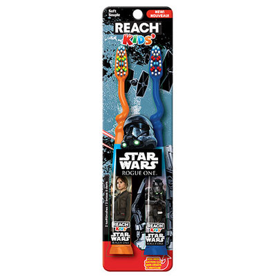 REACH® Kids Star Wars Toothbrush