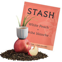 Stash Tea White Peach Oolong Tea