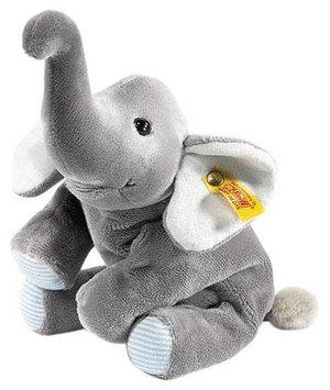 Steiff Steiff's Little Floppy Trampili Elephant, Grey