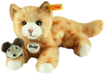Steiff Mimmi Cat 24cm Tabby