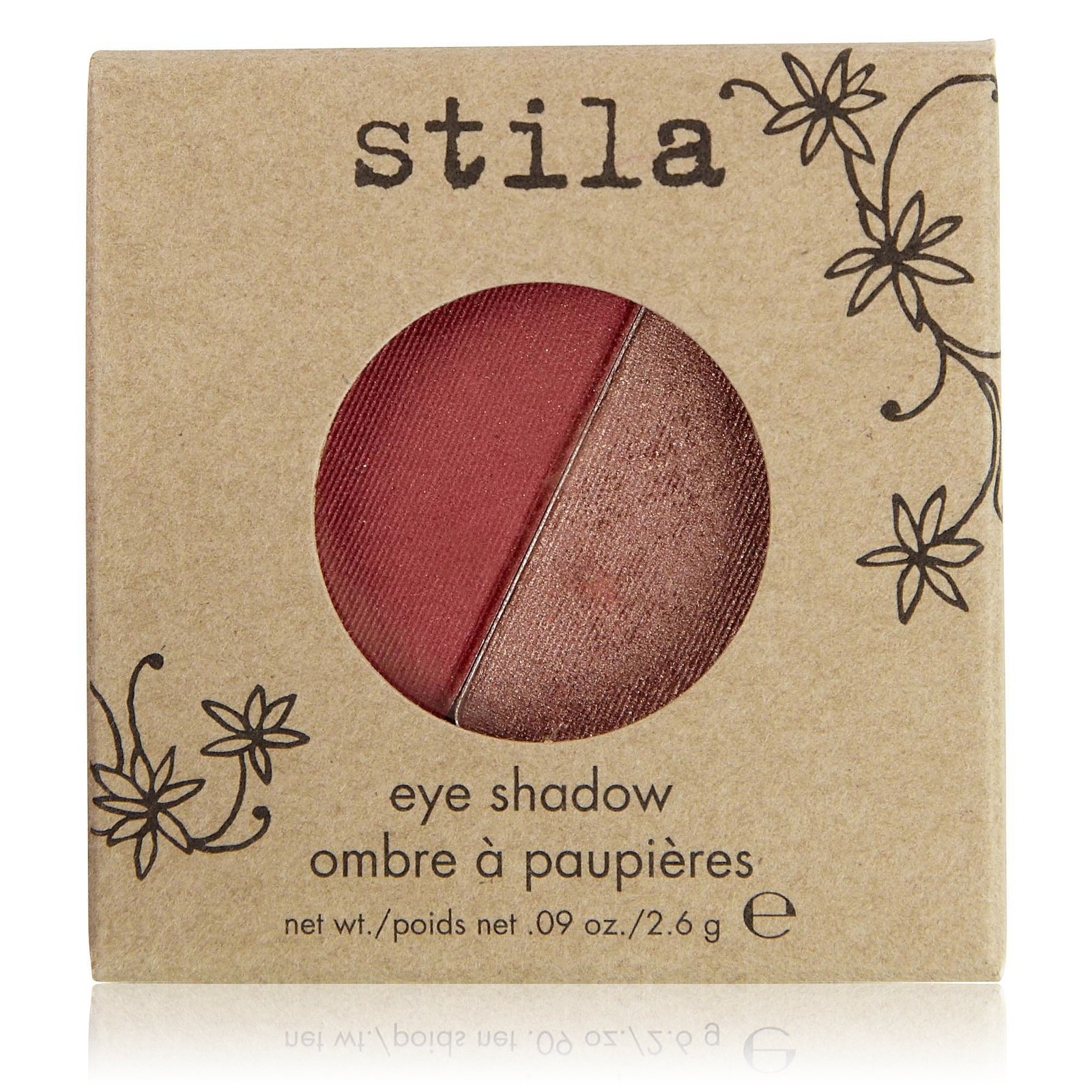Stila Cosmetics Eye Shadow Duo - Terracota
