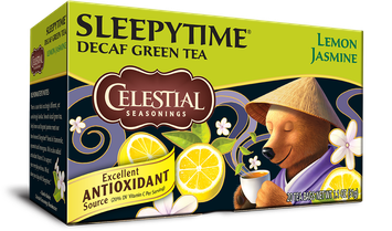 Celestial Seasonings® Sleepy Time Decaf Tea Lemon Jasmine