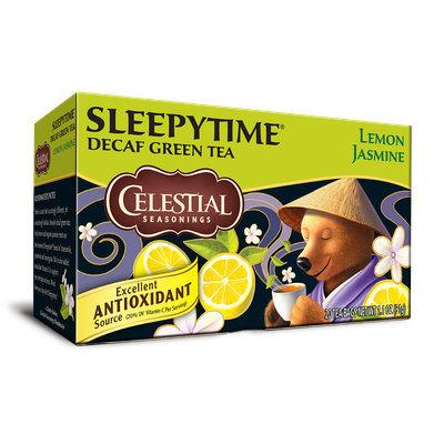 Celestial Seasonings® Sleepytime® Decaf Tea Lemon Jasmine