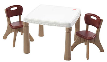 Step2 LifeStyle Table and 2 Chairs Set
