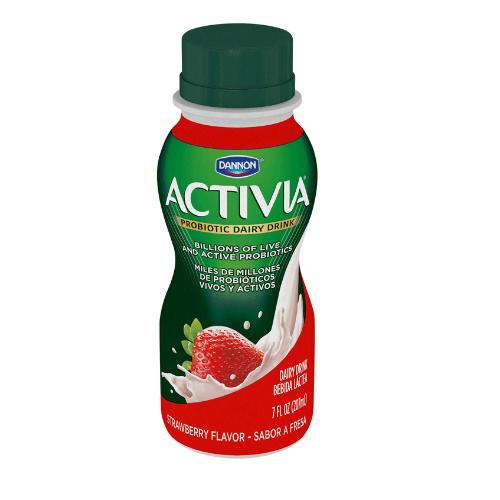 Activia® Strawberry Probiotic Drink