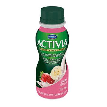 Activia® Strawberry Banana Probiotic Drink
