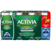 Activia® Dailies Strawberry Blueberry Probiotic Drink