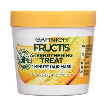 Garnier Fructis Strengthening Treat 1 Minute Hair Mask + Banana Extract