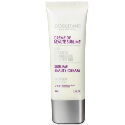 L'Occitane Iris Angelica Sublime Beauty Cream Light With SPF30