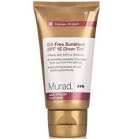 Murad Oil-Free Sunblock Sheer Tint With SPF 15
