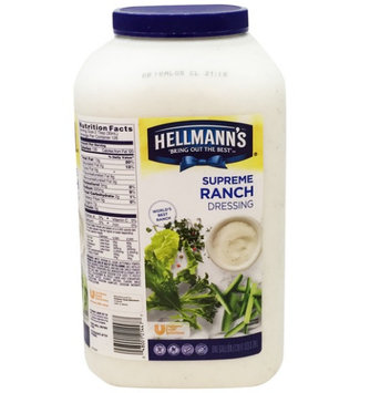 Hellmann's Supreme Ranch Dressing