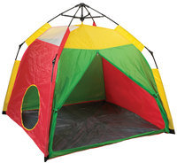 Pacific Play Tents One Touch Tent - Primary Colored