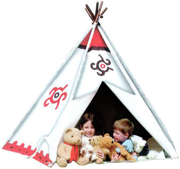 Pacific Play Tents Southwest Cotton Canvas Tee Pee - New