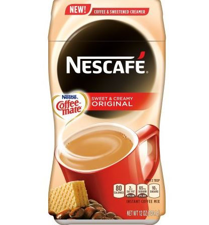NESCAFÉ With CoffeMate Sweet And Creamy 2-In-1 Coffee Creamer Combo