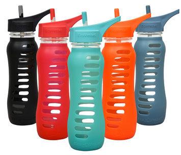EcoVessel Surf Sport Glass Water Bottle