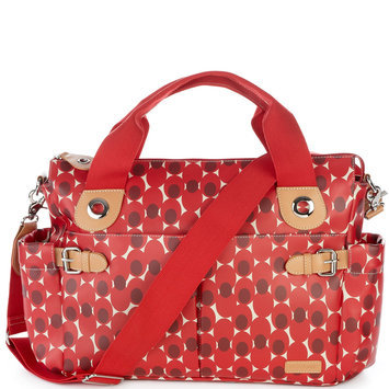 Storksak Kate - Retro Red Dot (Closeout)
