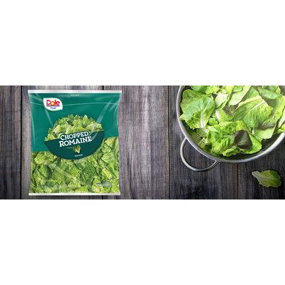Dole Chopped Romaine Salad