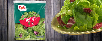 Dole Fresh Italian Blend Salad