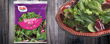 Dole Fresh Spring Mix Salad