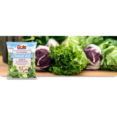 Dole All Natural Garlic Caesar Salad Kit