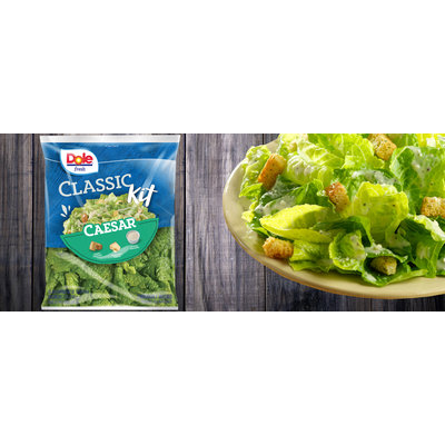 Dole Fresh Classic Caesar Salad Kit