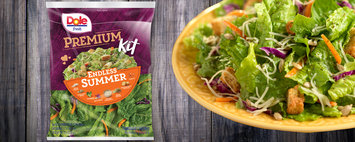 Dole Fresh Premium Endless Summer Salad Kit