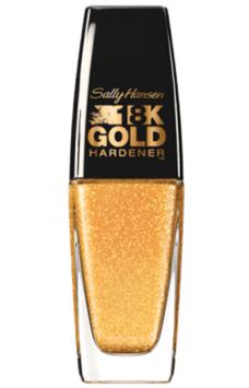 Sally Hansen® 18K Gold Hardener Nail Polish
