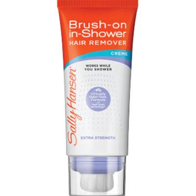 Sally Hansen® Brush-On In-Shower Extra Strength Hair Remover Cream