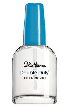 Sally Hansen® Double Duty Base & Top Coat Nail Treatment