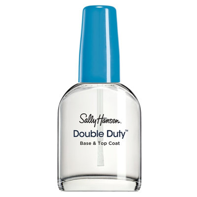 Sally Hansen® Double Duty Base & Top Coat Nail Treatment
