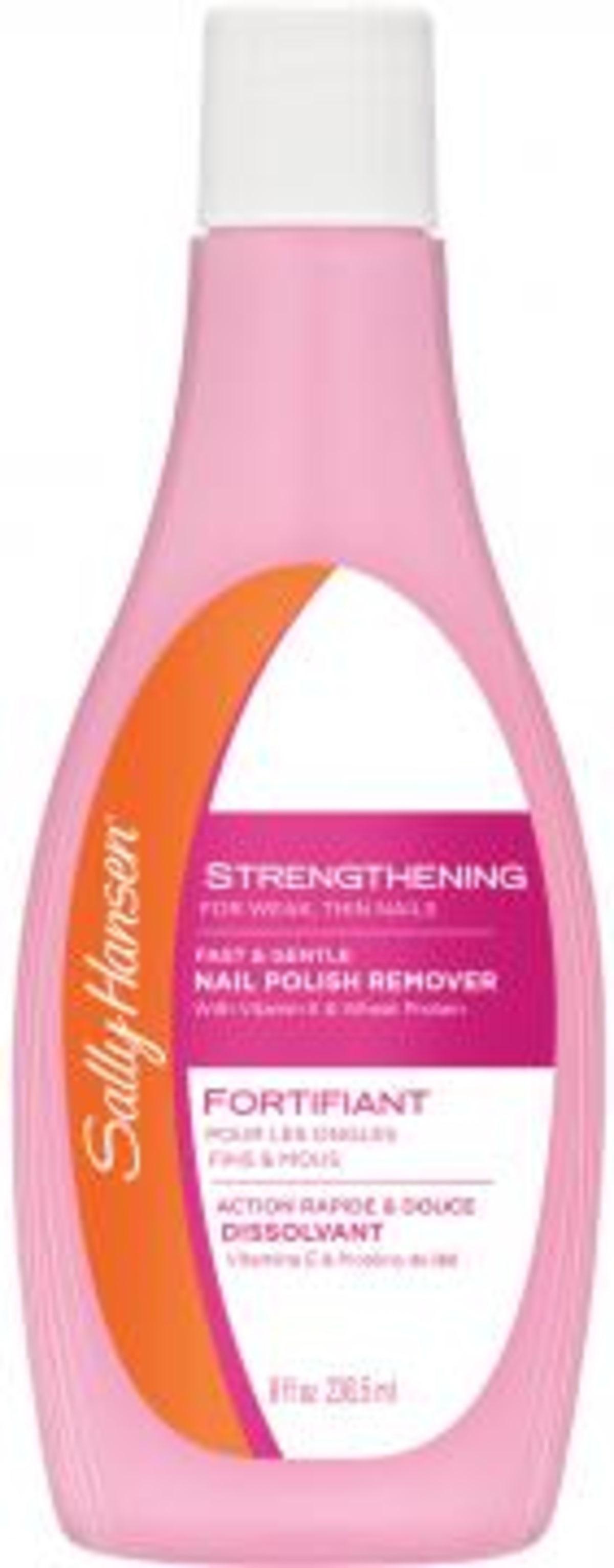 Sally Hansen® Strengthening Nail Polish Remover