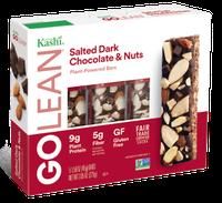Kashi® GOLEAN Salted Dark Chocolate & Nuts Plant-Powered Bar