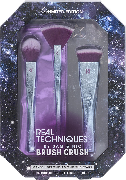 Real Techniques Sam + Nic Brush Crush Maybe I Belong Among The Stars Collection