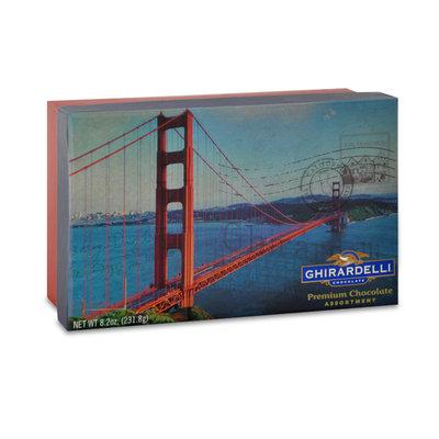 Ghirardelli San Francisco Chocolate Golden Gate Bridge Gift Box