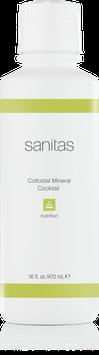 Sanitas Colloidal Mineral Cocktail A Liquid Mineral Supplement