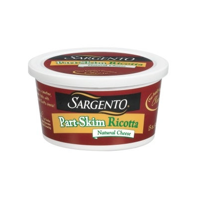 Sargento® Part-Skim Ricotta Cheese